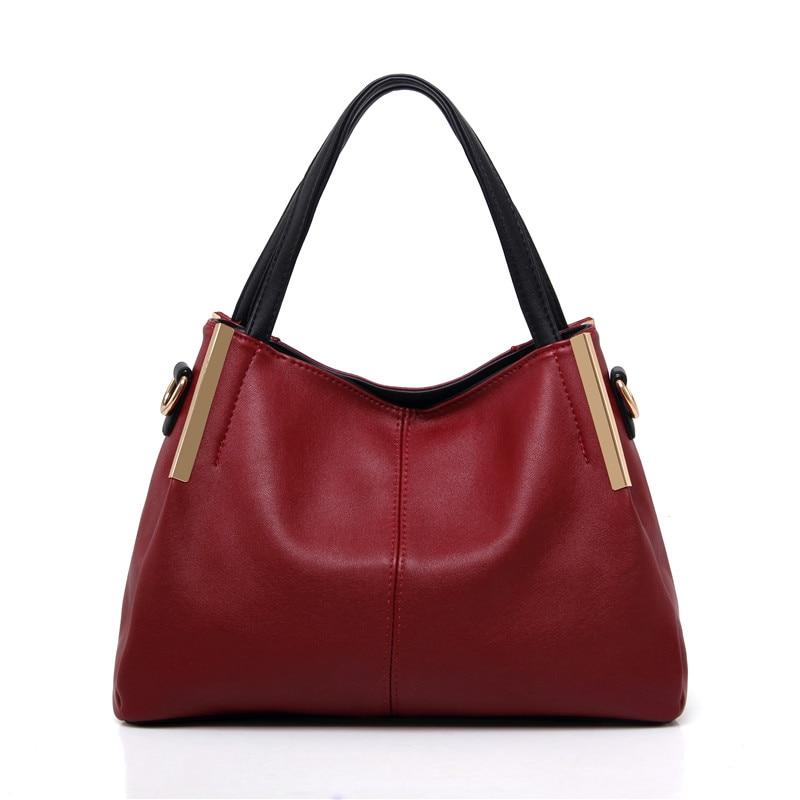 2017 New Women Handbag Special Offer Leather Bags Women Messenger Bag/ Splice Grafting Vintage Shoulder Crossbody Bags Women<br><br>Aliexpress