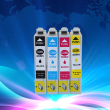 Hot in Australia,Replacement Ink for Epson Expression Home XP-220,XP-320 ,XP-420, XP-424,4 Colour Multifunction Printers(China)