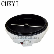 CUKYI Electric Coffee beans Home coffee roaster machine roasting 220V non-stick coating baking tools household Grain drying(China)