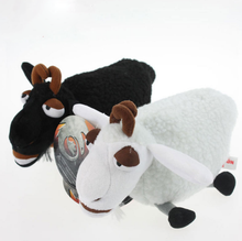 1Pcs/set Cute How To Train Your Dragon 2 Plush Toys 9'' 23cm White Black Sheep Plush Dolls Soft Stuffed Gift for Children(China)