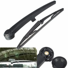 Rear Windshield Window Plastic Wiper Arm & Blade For Jeep Grand Cherokee 2005-2010(China)