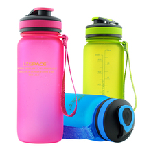 Protein Uzspace Motion Outdoors Cycling Mountaineering Space Originality Personality With One Cup My Bottle 650 Ml (bpa Free)