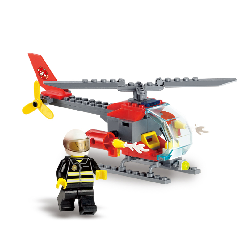 City-Fire-Station-Firefighter-Figures-Building-Blocks-Compatible-Legos-City-Police-Kids-Friends-Bricks-Gifts-Toys (3)