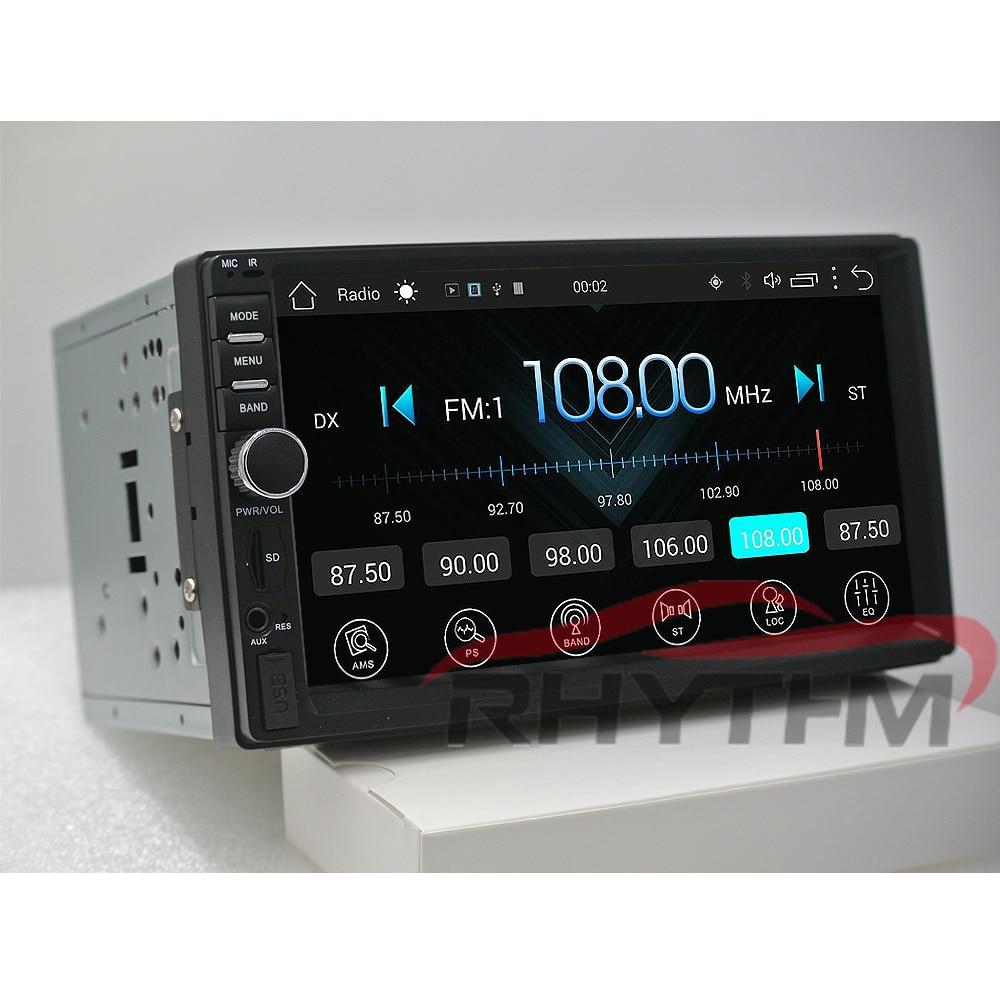 2 din android car radio navigation 7