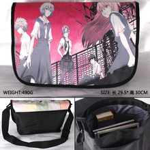Anime EVA Neon Genesis Evangelion Ayanamirei/Asuka etc Waterproof Aslant/Crossbody/Messenger/School/Shoulder Bag/Satchel