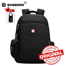 Swisswin Limited Edition Cute Women's Daily Backpack Small Casual Backpack Bag For Teenage Girls Black Backbag sac a dos SW1007
