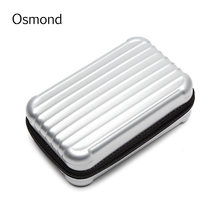 a976a7eed06f Osmond Personality Women Cosmetic Bag Ladies Makeup Bag Zipper Portable  Case Toiletry Bag Girls Mini Luggage