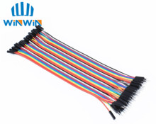 4020cm 40P 1P-1P Female Male DuPont Line Wire Cable Arduino - Win win. store