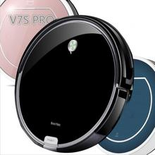 2017 NEW Smart Robot Vacuum Cleaner V7s V7 X623 Pro  with Self-Charge Wet Mopping for Wood Floor HEPA Sensor Remote control