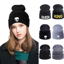 2017 New Winter Hats For Women Hats Men Skullies Beanies Women's Cap Warm Knitted Hat Female Fashion Headgear Wholesale/Retail