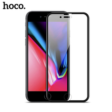 HOCO 3D Edge Touch Screen Protector For Apple iPhone 7 8& 7 8PLUS Protect Tempered Glass Protective Cover Covered Protection(Hong Kong,China)