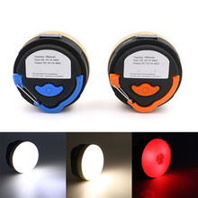 Rechargeable 300LM 4Modes USB LED Camping Lantern Light Outdoor Tent Lamp Portable Camp Light Lamp Fishing Lampe +USB Cable