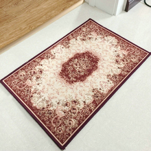 Living Room Bathroom Carpet Chair Yoga Mat Jacquard Sofa Floor Mats Doormat Rugs and Carpets Shaggy Area Rug for Home Decoration(China)