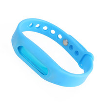 Anti Mosquito Bug Repellent Wrist Band Bracelets Insect Nets Bug Lock Multicolor