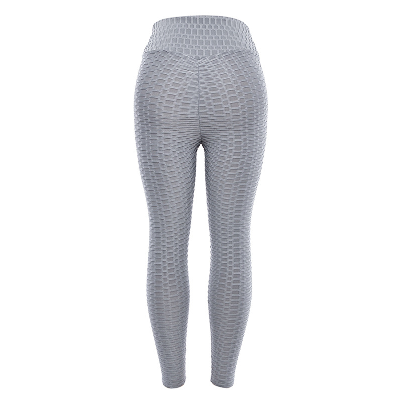Women's High Waist Fitness Leggings, Fashion Push Up Spandex Pants, Workout Leggings 30