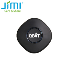 Concox New Qbit Mini GPS Tracker With Battery SOS Voice Monitor Two-way Audio GPS Locator RealTime GPS Wifi GSM Personal Tracker(China)