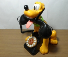 Mitch Cartoon Celebrity Big stupid dog Pluto fashion telephones