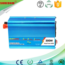 pure sine wave power inverter 12v 220v 300w dc to ac  inverter