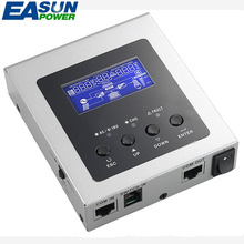 EASUN POWER Remote Control Display LCD Controller Panel For Off Grid Solar Inverter ISolar SP SM SM Plus Pure Sine Wave Inverter(China)