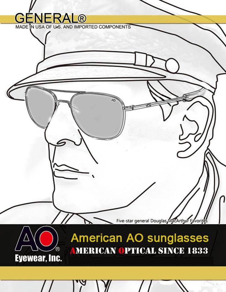Detail Feedback Questions about Fashion High Quality AO Sun Glasses ... 93dd558ab9f