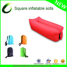 2017 Outdoor Inflatable waterproof ultraight Sleeping indoor and outdoor Air Sofa hangout bed folding air bed