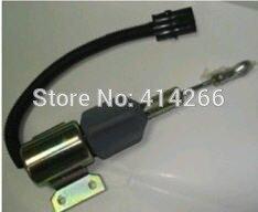 Diesel Shutdown valve Shut off solenoid 3935429,3935431,3939702,SA-4755-12,SA-4892-12 for 6BT 5.9L engine,12V<br>