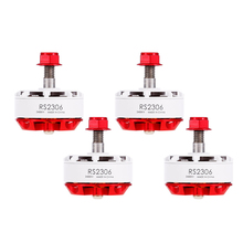 4pcs RC Part Electric ESC RS2306 2400KV White Race Special Edition Brushless Motor 35A ESC Combo For FPV RC Drone for EMAX(China)