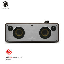 GGMM Reddot Award Bluetooth Speaker WiFi Wireless Speakers Column Subwoofer HiFi Stereo Speaker DLNA Airplay Spotify Aux/WIFI/BT(China)
