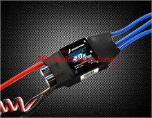 Original Hobbywing FlyFun-40A-OPTO Brushless Speed Controller ESC W/3A BEC For 400/450 Heli 3D RC Helicopter Part(China)