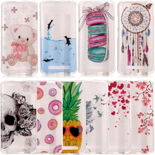 Soft TPU Case For Lenovo Vibe C A2020 C2 K6 K5 Note case For Fundas Lenovo K6 K10A40 A 2020 Skin Gel Soft Cover Cell Phone Case(China)