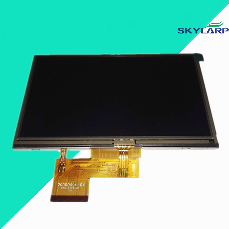 Original 5.0 inch TFT LCD Screen for GARMIN Nuvi 56 56LM 56LMT LCD display Screen panel with Touch screen digitizer replacement<br>