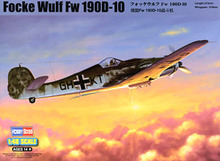 Hobby Boss 1/48 scale aircraft models 81717 Fokker - Wolf Fw190D-10 Fighter *(China)