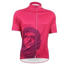 NEW 2017 PINK Jersey hot / road RACE Pro Team Bicycle Bike Cycling Jersey / Wear / Clothing / Breathable(China)