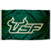 University of South Florida college banner 3X5ft Flag(China)