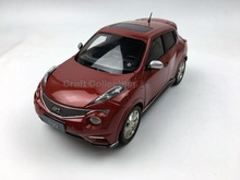 Red 1:18 Infiniti ESQ 2014 Alloy Model Vehicle MINI CITY SUV Hot Hatch Diecast Miniature Nissan Juke Nismo RS