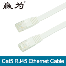 Cat5 Ethernet Cable RJ45 Computer XBOX Networking LAN Cords CAT 5 Jumper Gigabit Computer Copper Wire Core 100Mbps Network Cable(China)