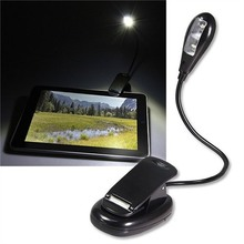Latest Technology Clip-On Bright Led Reading Book Light