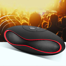 Portable Mini Football Wireless Bluetooth Speaker Receiver Music Boombox Speakers Audio Som Soundbar for Smart Phone Computer