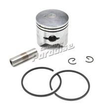 BC260 CG260 Brush Cutter Piston Assembly Kit (34mm) Fit for 26cc Grass Trimmer Cylinder Parts
