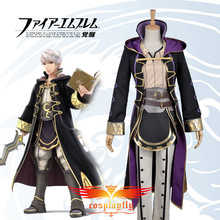 (Male Avatar) HOT! Free Postage! Fire Emblem Awakening Robin Rufure Copslay Costume  Outfit Clothing For Adult  W0800