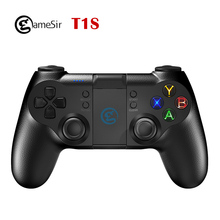 2017 NEW GameSir T1s Bluetooth 4.0 / 2.4GHz Wireless nes Gamepad Game Controller snes 600 mAh Capacity for Android PC PS3 VR