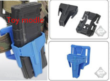 High quality Fast mag magazine POUCH FOR M4/MOLLE OD Military Tactical outdoor Wargame equipment 5 colors can be choosed(China)