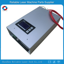 China made reci laser power supply P18 with multilingual LCD digital display for reci co2 laser tube 150W