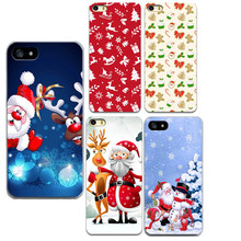 Buy Case Cover Christmas Santa Pattern Apple iPhone 5 5S SE 6 6S 7 7 plus soft Christmas mobile phone iphone 7 for $1.02 in AliExpress store