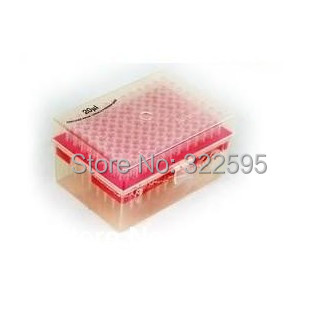 free shipping Axygen 200ul setriled pipette tips with box 96pcs<br>