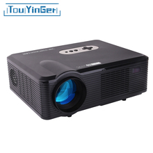 Original CL720 DTV Projector CL720D 1280x720 HD Video Projector 3000 Lumens LED Projector Home Theater for TV beamer Multimedia(China)