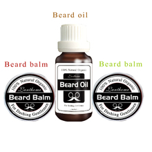 Lanthome Beard Styling  Natural Beard Balm And Beard Oil Plus Beard Care Organic Conditioner Leave In Styling Moisturizing skin