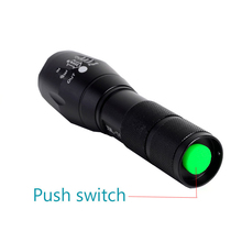 LED Flashlight CREE XM-L2 XML T6 Lantern Hand Light  ZOOM LED Torch Flashlights 5 Mod Flash Light Powerful