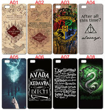For Huawei Ascend Mate 8 7 P8 Lite P8 Max P9 P7 P6 7i Honor 7 6 4C Ascend G7 G730 Y635 For LG G3 Harry potter quotes Phone cases