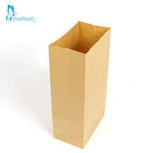 OnnPnnQ 10 Pcs Kraft Paper Bags Wedding Party Favor Treat Candy Buffet Bag/Envelope Gift Wrap